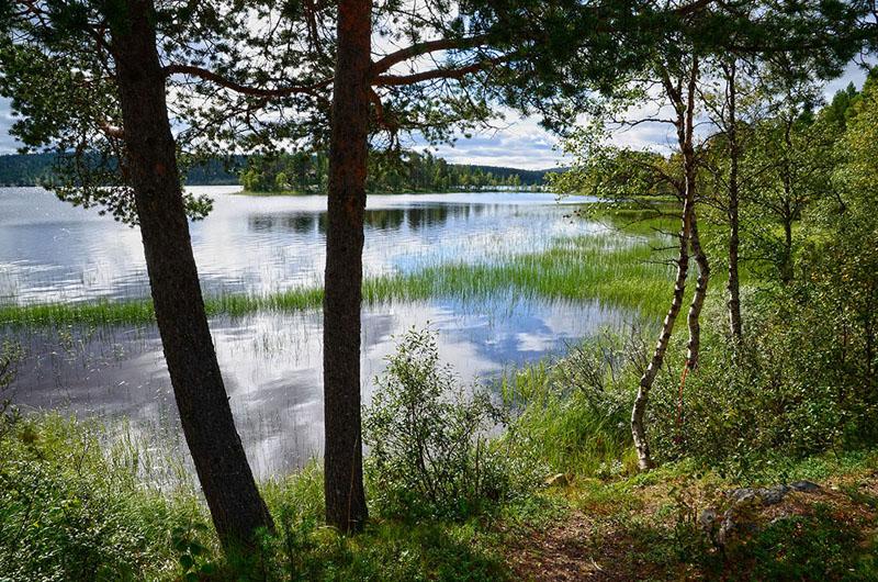 Lago Ounas