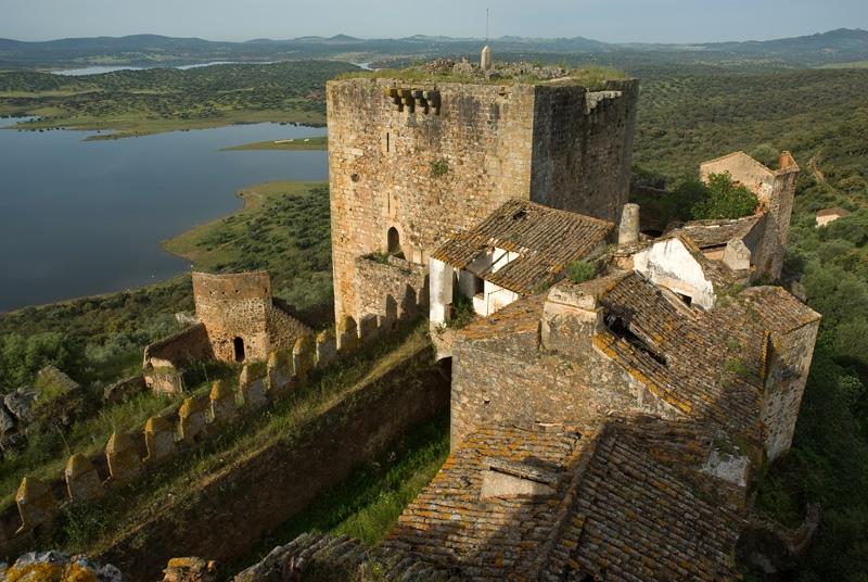Castillo de Alburquerque 3