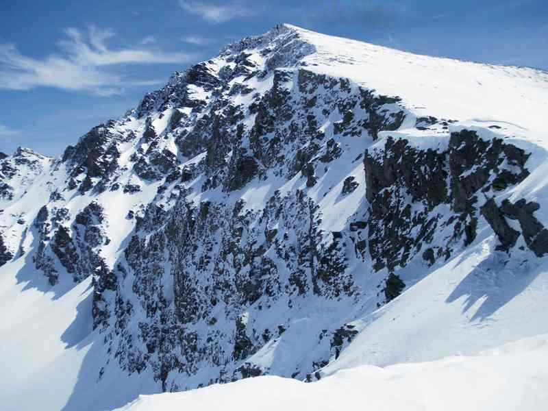 Mulhacén Sierra Nevada