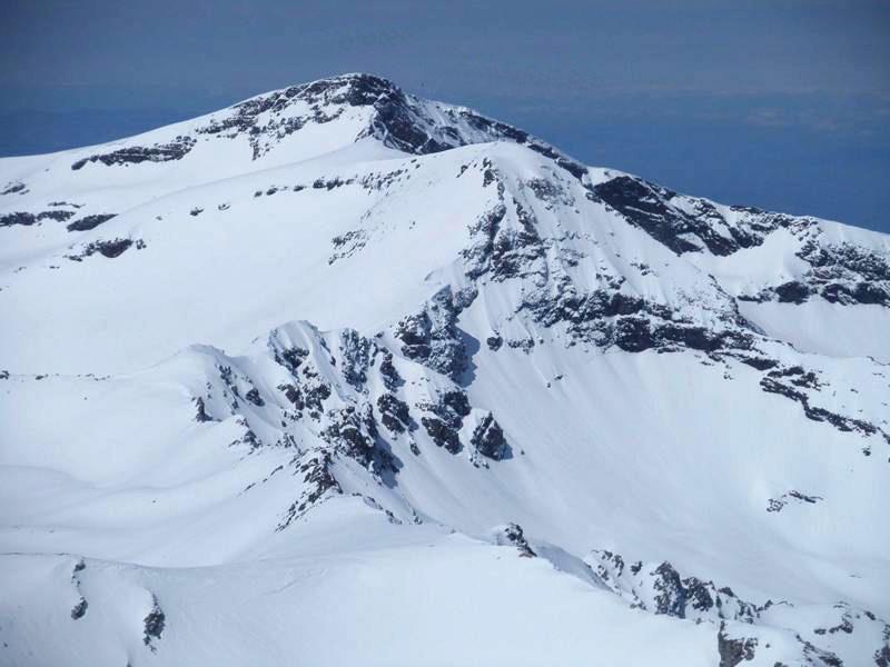 Picos de Los Machos, El Veleta, Sierra Nevada
