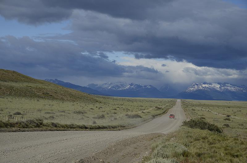 La estepa patagónica