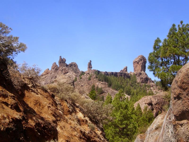 ROQUE NUBLO - Caldera de Tejera - Gran Canaria