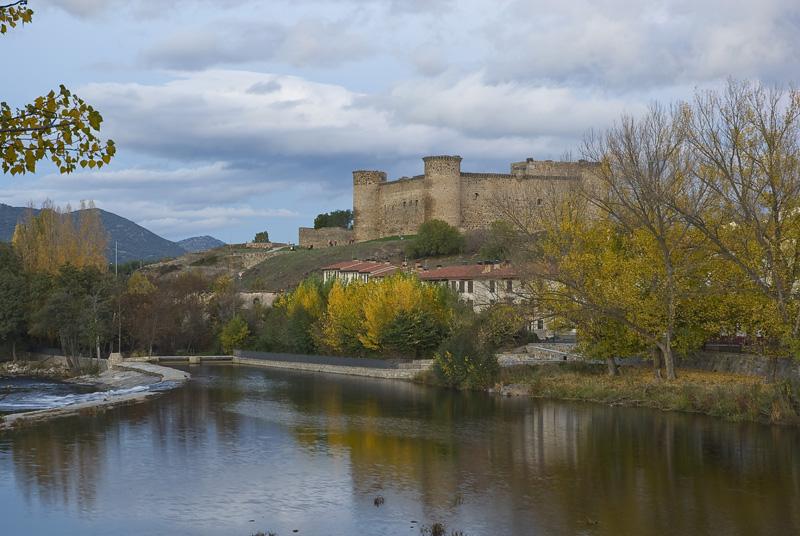 Río Tormes, Castillo Valdecorneja, Barco de Ávila- Gredos