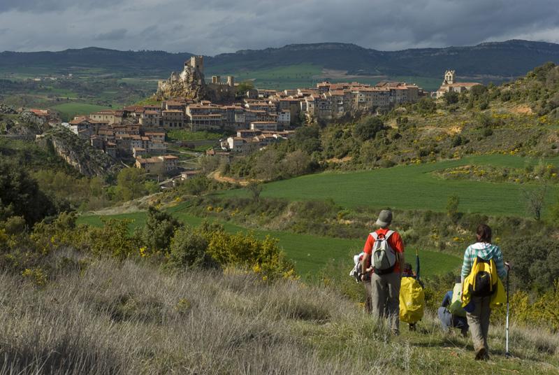 Camino de Castilla, Burgos