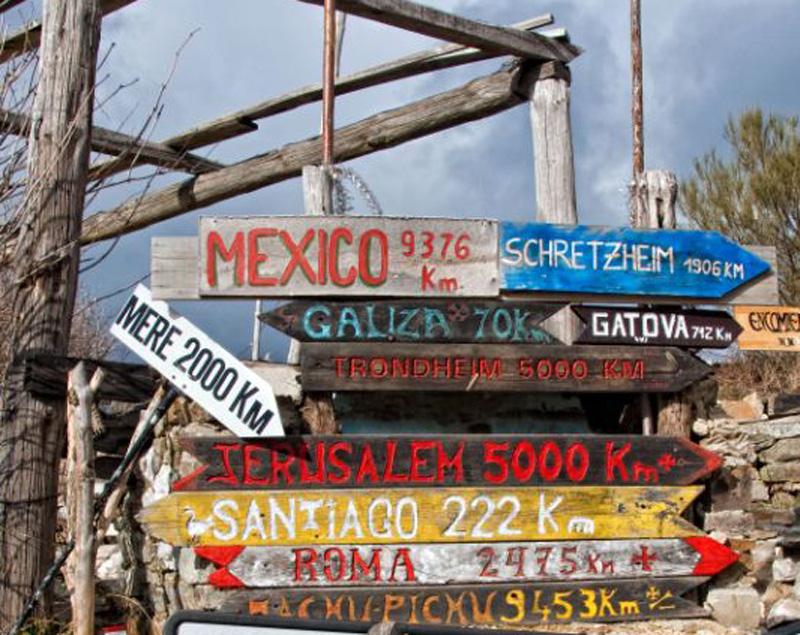 Todos los caminos-Astorga-León