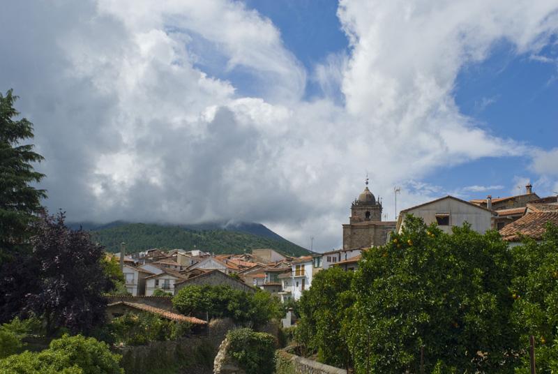 Hoyo, Sierra de Gata, Cáceres