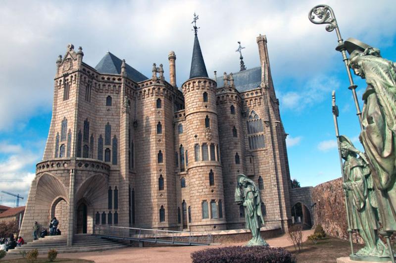 Palacio de Gaudí-Astorga.León