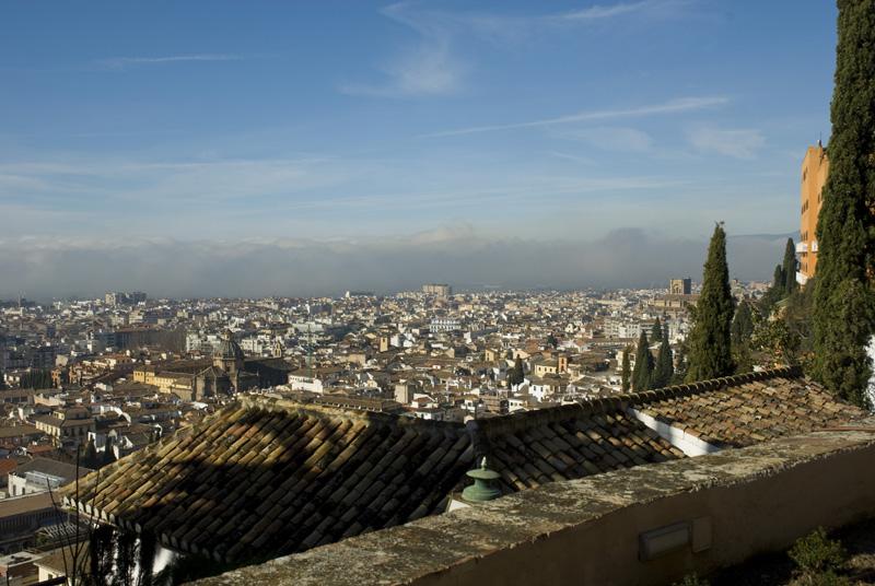 Mirador Auditorio Manuel de Falla, Granada