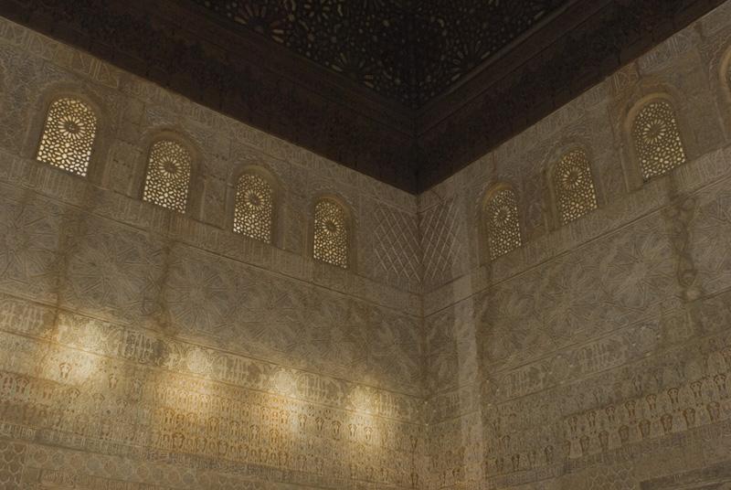 Salon de los Embajadores Palacio de Comares - La Alhambra-Granada