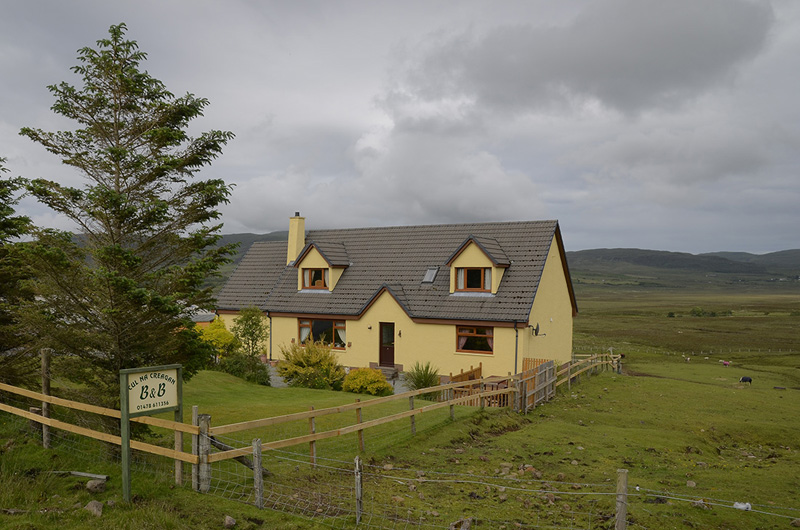 Bed and breakfast en Skye