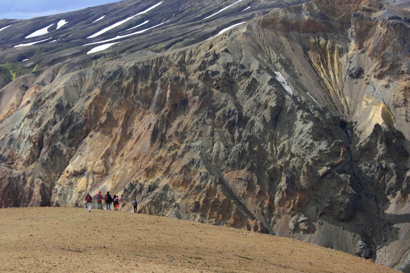 Islandia, fuego