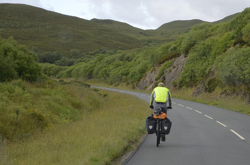 Carretera de Highlands