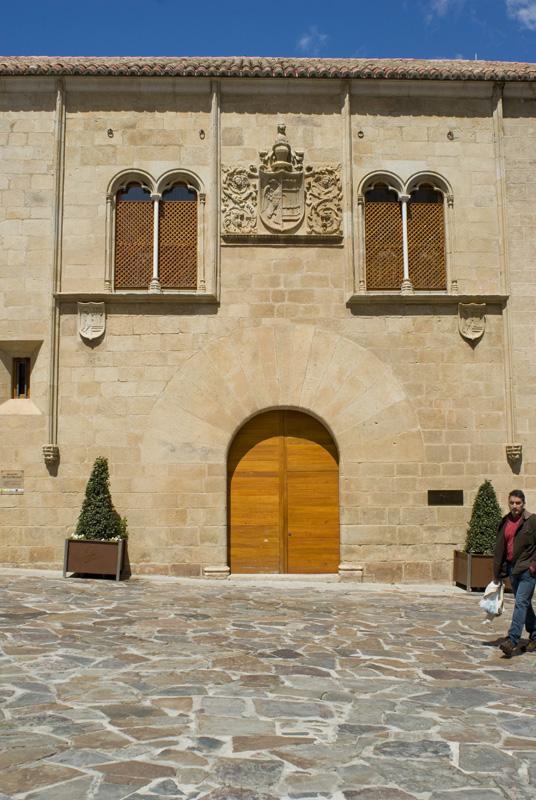 Palacio Mayoralgo, Cáceres