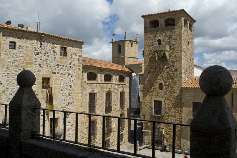 Torre del palacio de los Gofines, Cáceres