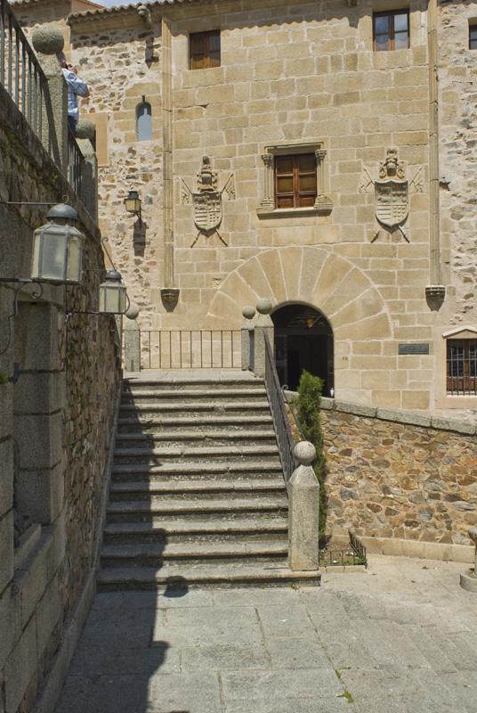 Plaza de San Jorge, Cáceres