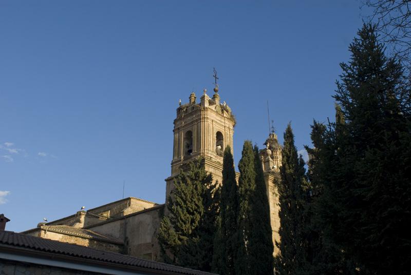 Complejo cultural de San Francisco, Cáceres