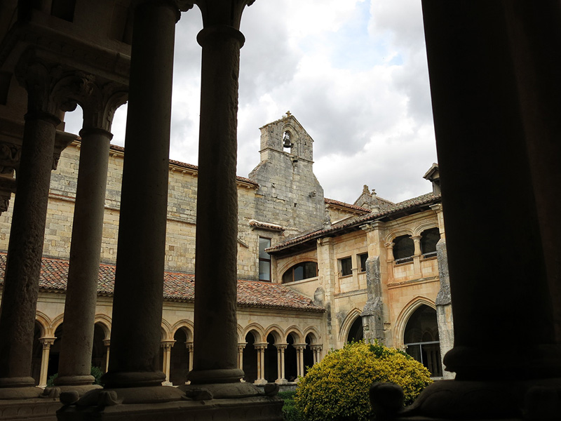 San Andrés de Arroyo_Claustro