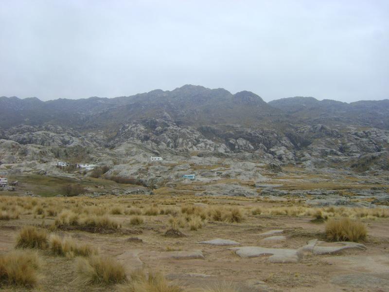 Sendero de los Comechingones, Córdoba-Argentina