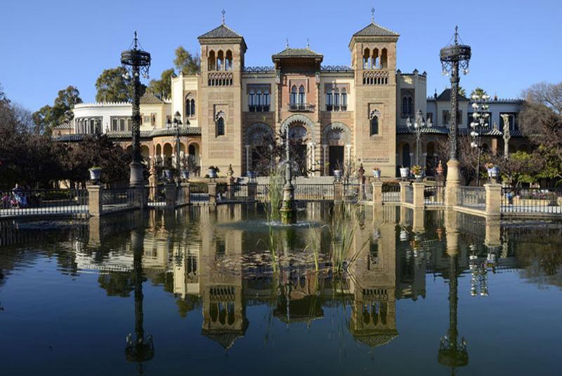 Pavelló mudejar, Sevilla
