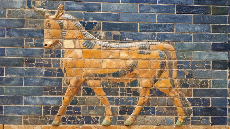 Puerta-Babilonia, Berlín