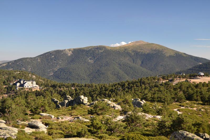 Siete Picos, Sierra de Guadarrama