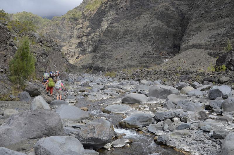 Río Galets, Isla de la Reunión