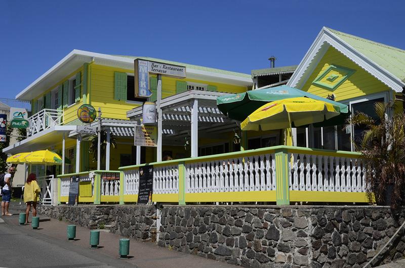 Cilaos, Isla de la Reunión