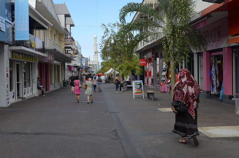 Saint Denis, Isla de la Reunión
