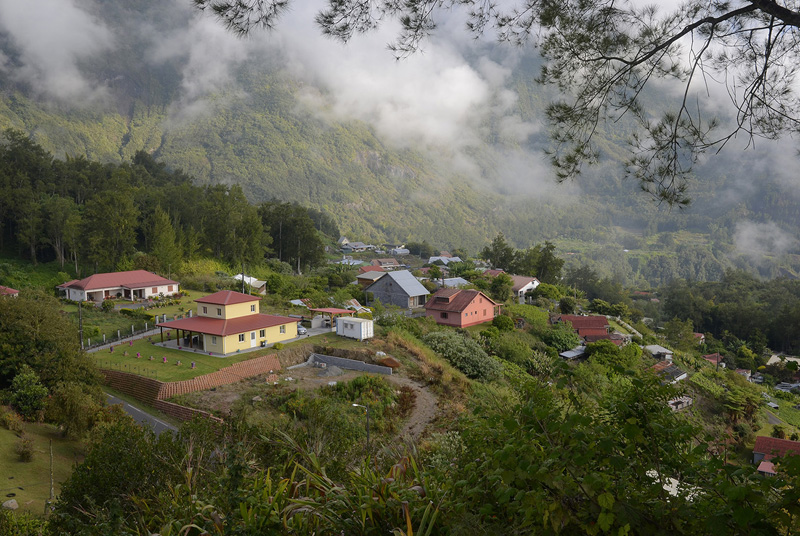 Grand Ilet, Isla de la Reunión