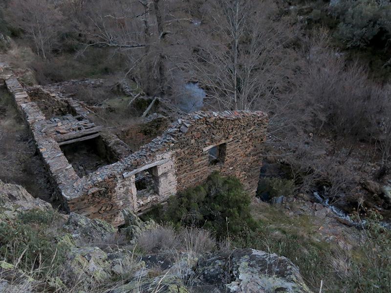 Molino de Tío Mateo, Sierra de Francia, Salamanca