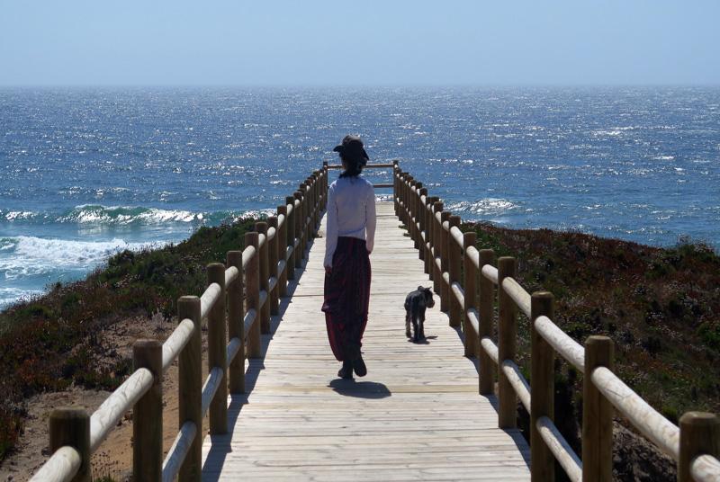 La Ruta Vicentina, entre Alentejo y Algarve portugués