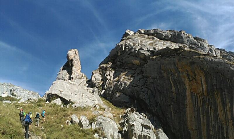 Travesía de Los Picos de Europa