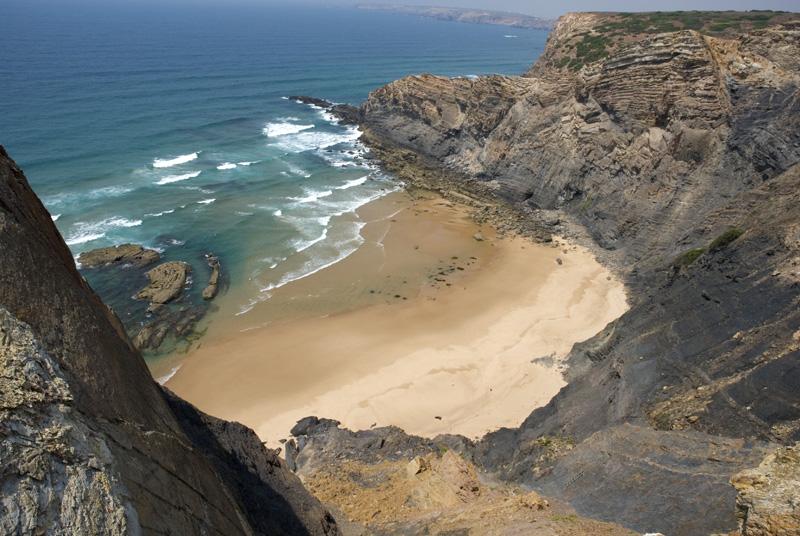 Ruta Vicentina, Alentejo y el Algarve portugués