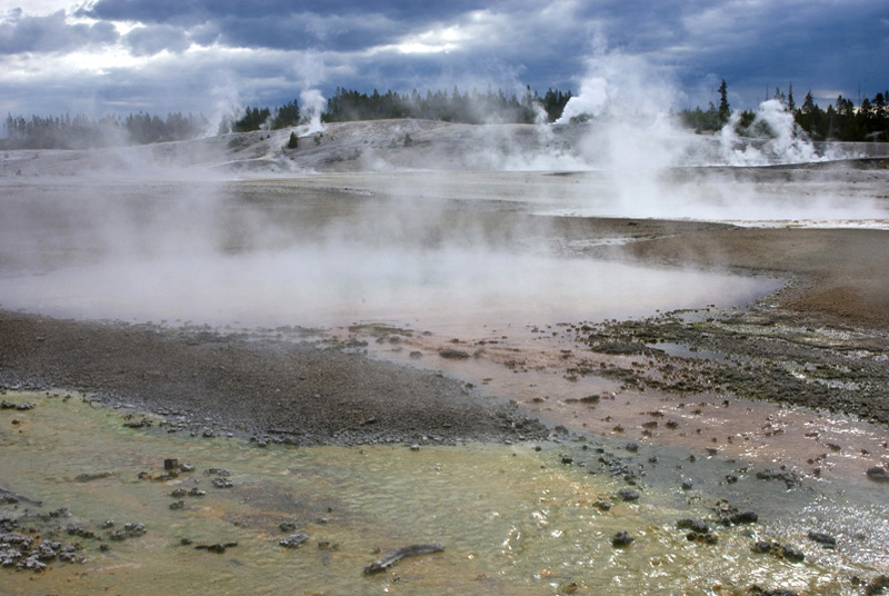 Parques Nacionales de Estados Unidos, Yellowstone