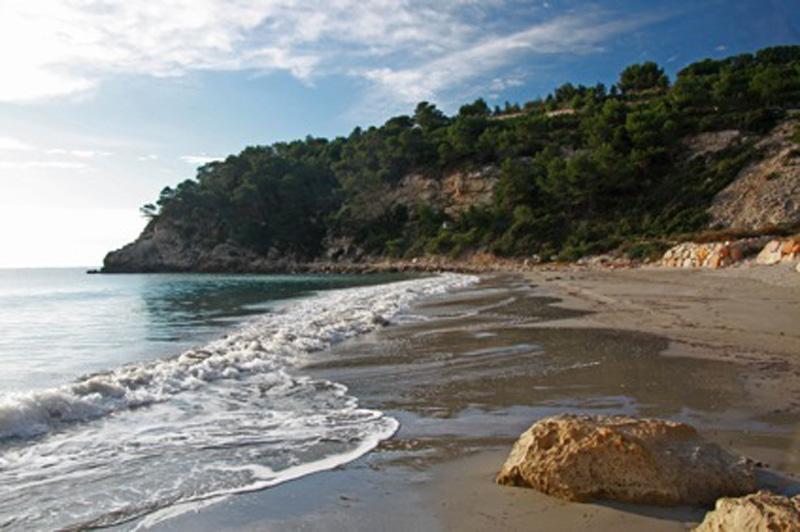 Cala Moros, Ametlla de Mar, Tarragona