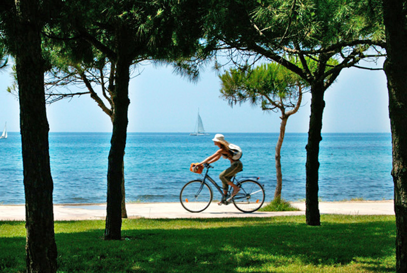 Ruta en bici por Cambrils, Tarragona