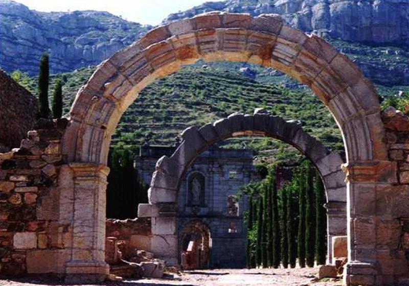 La Cartoixa de Scala Dei, Priorato, Tarragona