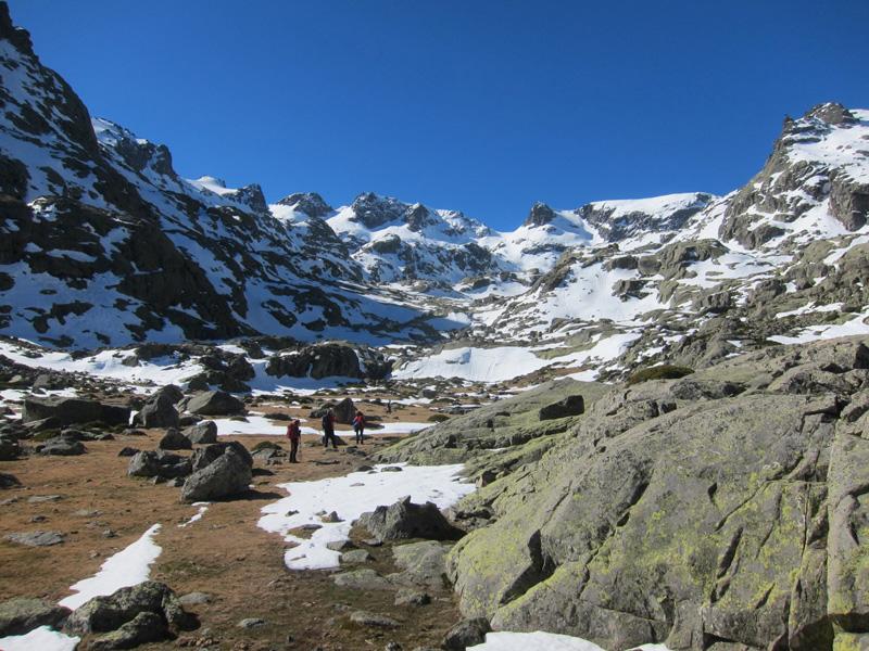 5 Lagunas, Sierra de Gredos