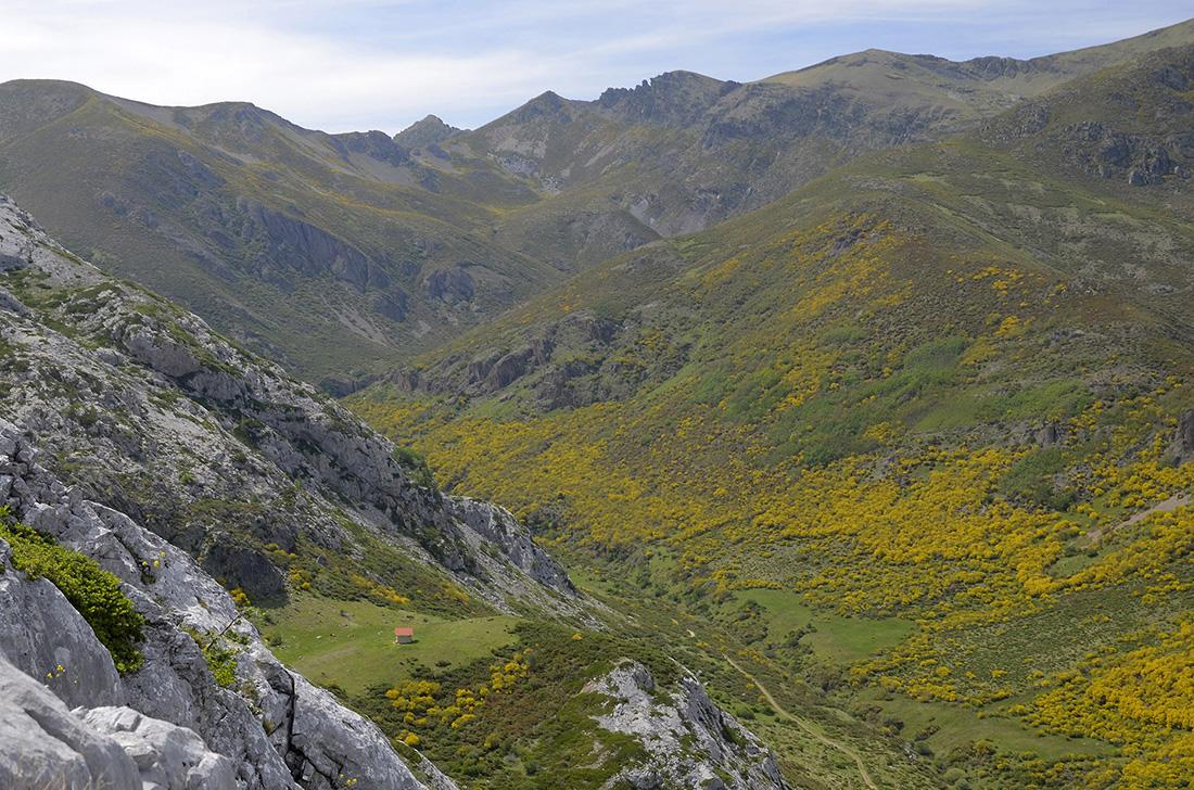 Valle Mazobre, Montaña Palentina