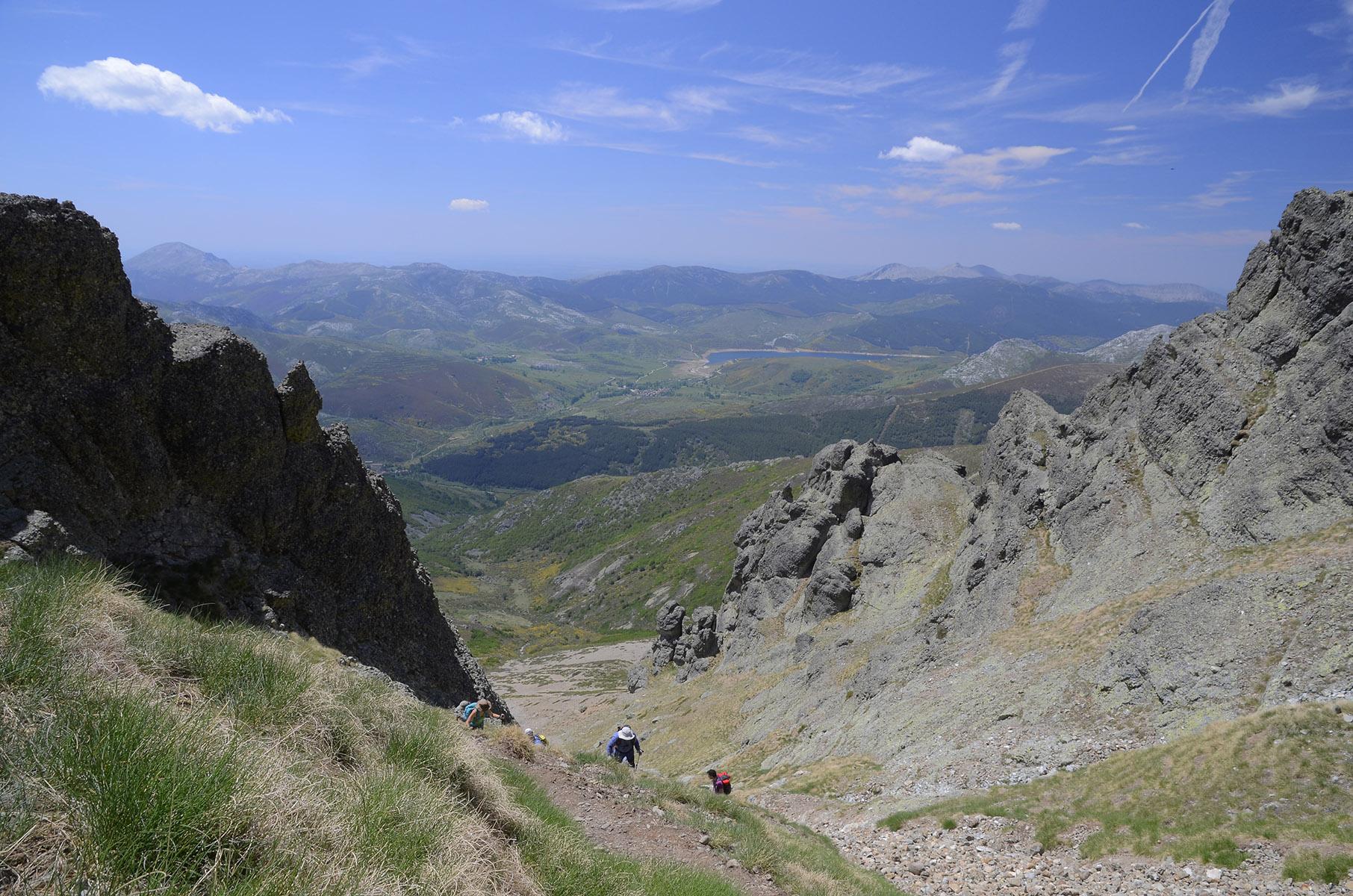 Callejo Grande, Montaña Palentina