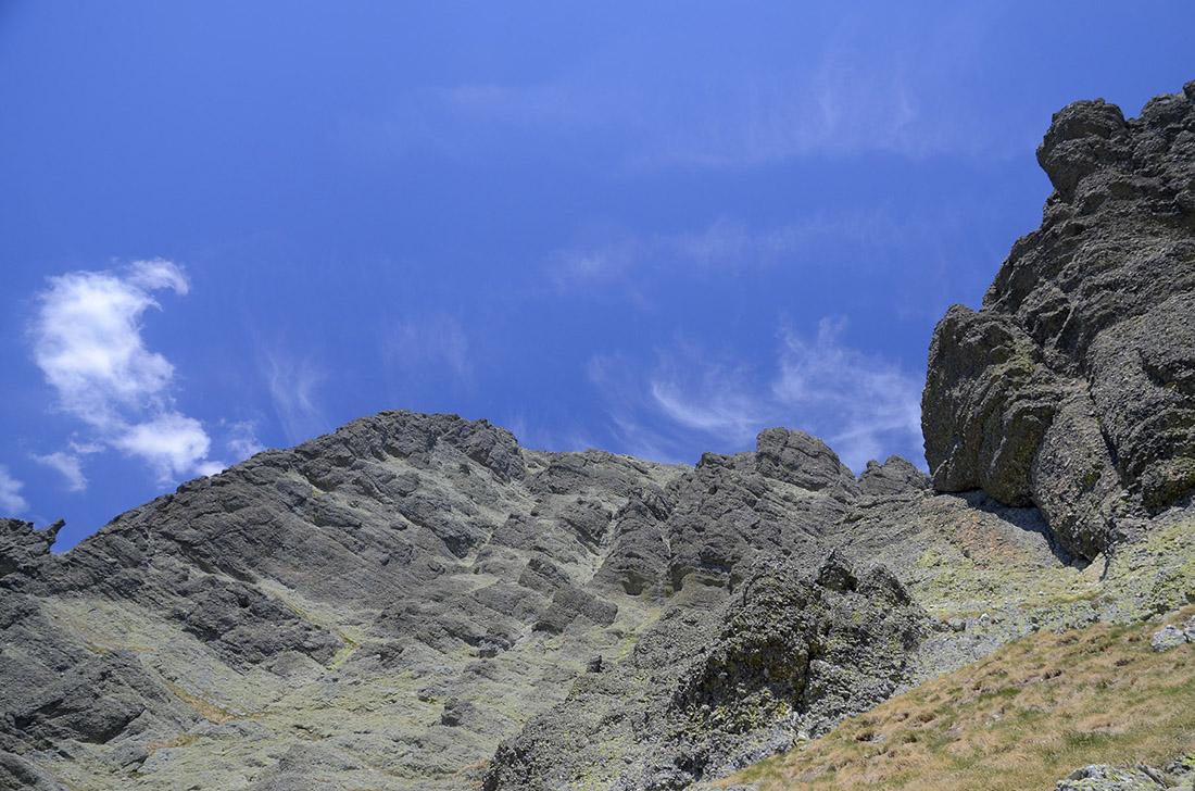 Formaciones verticales, Montaña Palentina