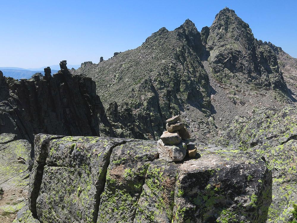 Pico Almanzorl Gredos