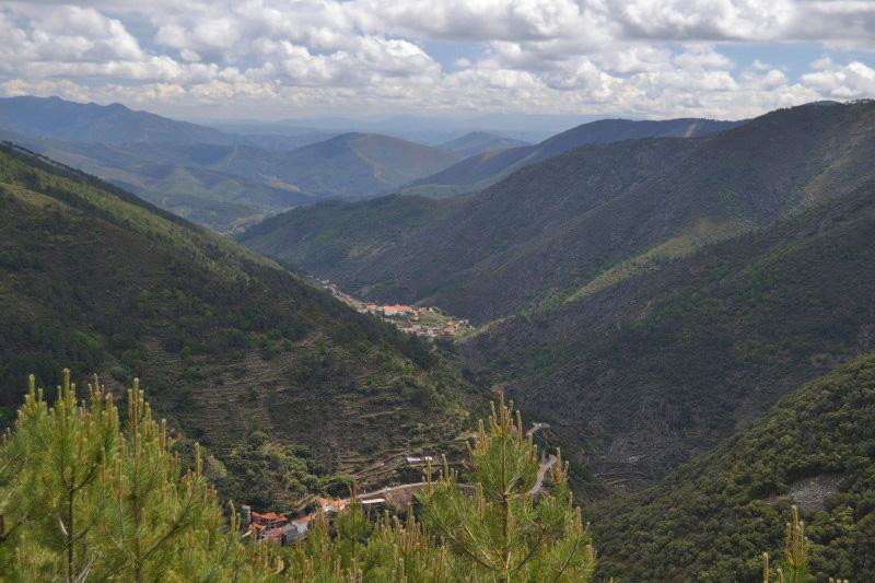 El Gasco, Las Hurdes