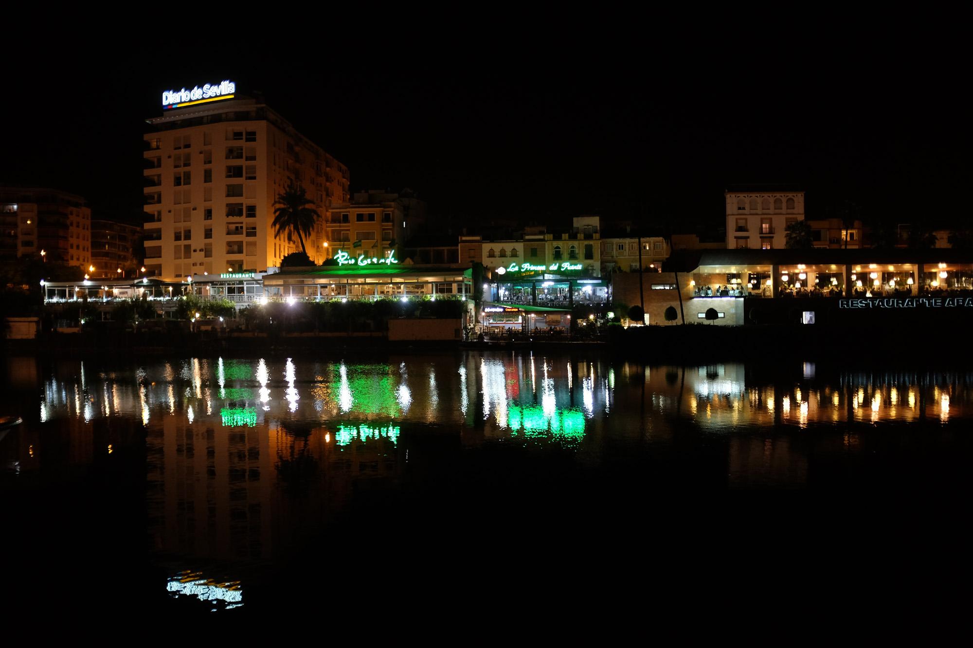 Río Guadalquivir-Sevilla