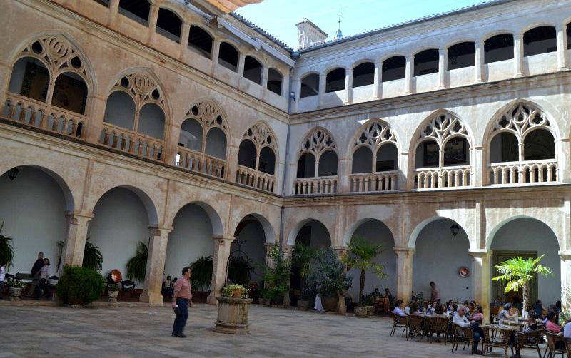 Hospedería de Guadalupe, Cáceres
