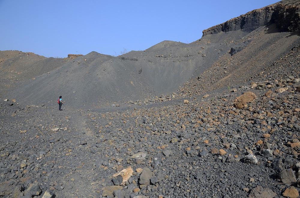 Caldera de Gairía-Fuerteventura