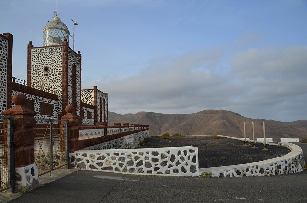 Faro Entallada-Fuerteventura