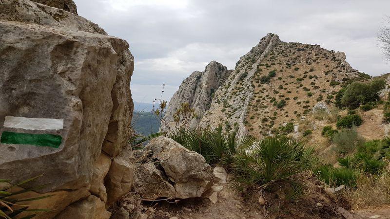 Caminito del Rey, desfiladero de los Gaitanes, Málaga