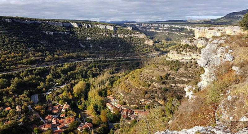 Cañón del río Ebro, Burgos