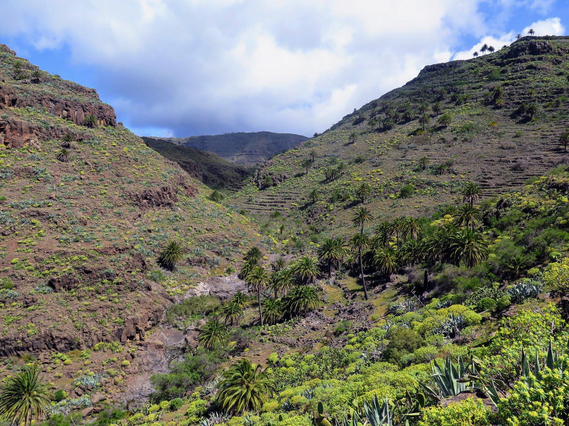 La Gomera-Valle Gran Rey